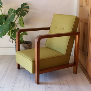 French Mid Century Modern Armchair - sale by category