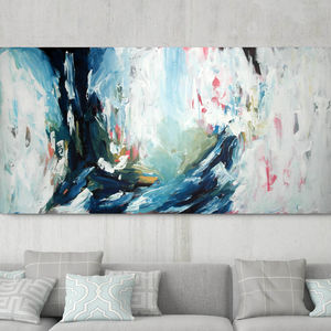 A Never Ending Story Original Abstract Painting - paintings