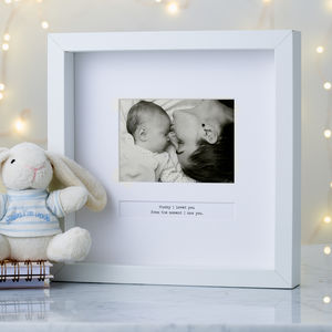 Personalised 'A Special Moment' Frame