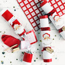 Personalised Christmas Crackers and name places