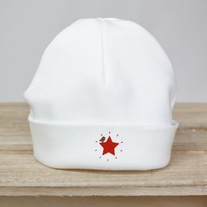 Red Star Beanie
