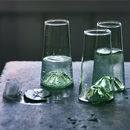 Derry Recycled Gin Glasses, Set Of Four