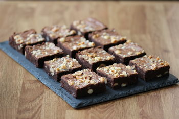 Hazelnut Chocolate Brownies