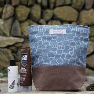 Men's Washbag - make-up & wash bags