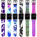 Abstract Print Apple Watch Strap