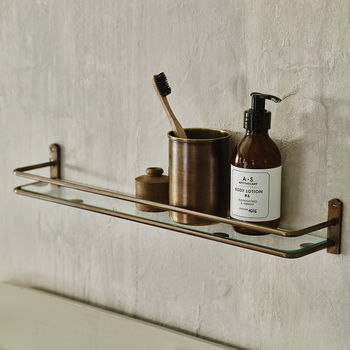 Bilton Bathroom Shelf