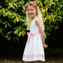 Charlotte Flower Girl Occasion Dress