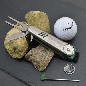 Personalised Golf Multi Tool