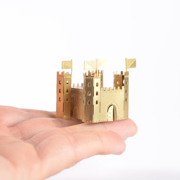 Mini Castle Model Kit