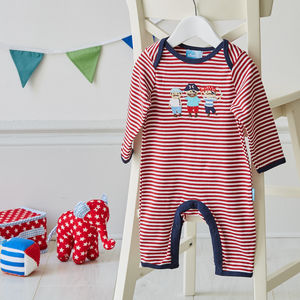 Pirates Babygrow - babygrows