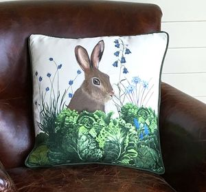 Cabbage Patch Rabbit Decorative Cushion Two