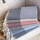 Remel Stripe Throw