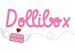 Dollibox Logo - Beauty Delivered To Your Door