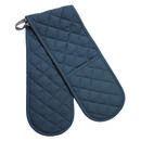B.C.S. Double Oven Glove. Yellow, Grey Or Rose