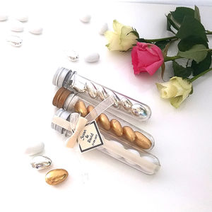 Personalised Wedding Favours Sugared Italian Confetti - wedding favours