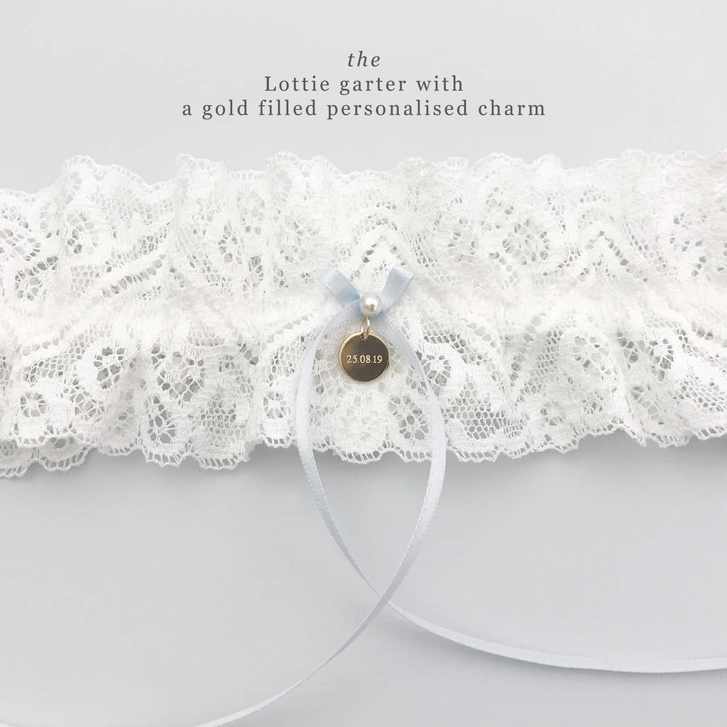 Something Blue For Wedding: Something Blue For A Wedding By The Wedding Garter Co