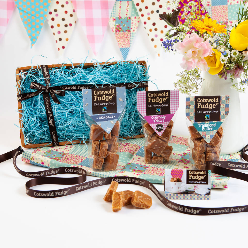 The Traditional Fudge Hamper