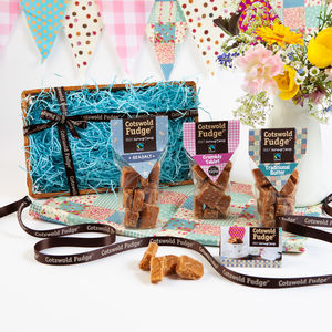 The Traditional Fudge Hamper - hampers