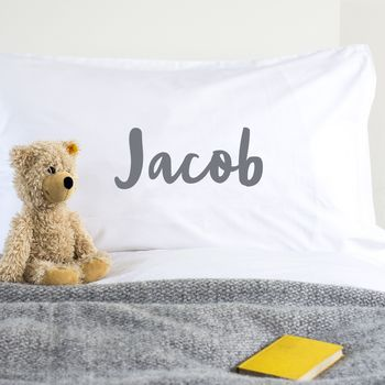 Personalised Pillowcase For Children