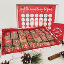 Artisan Brownie Advent Calendar