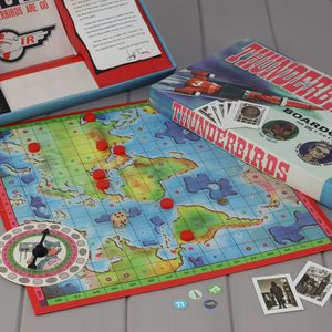 Thunderbirds Are Go! Board Game