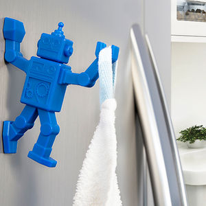 Robot Hook Magnetic Key Hanger