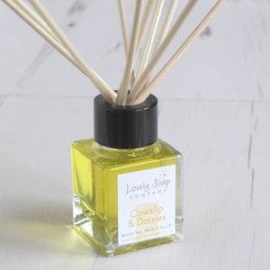 Cowslip And Daisies Reed Diffuser - room diffusers & fragrance