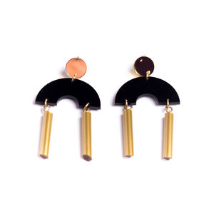 Deco Flex Earrings - earrings