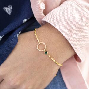 sea-maidenMinimalist Gold Anklet