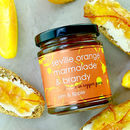 Seville Orange Marmalade And Brandy