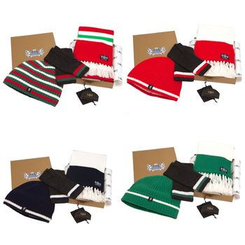 National Team Football Scarf Gift Sets