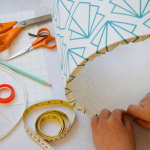 Contemporary Drum Lampshade Making Workshop