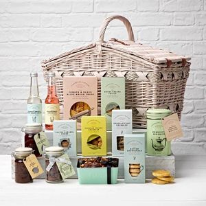 Ultimate Picnic Hamper - 70th birthday gifts