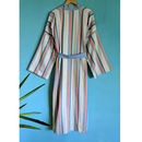 Morning Glory Long Kimono Men