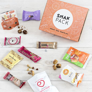 The Gluten Free Muncher, Delicious Snack Collection - hampers