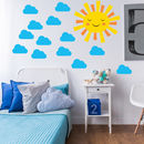 Sunny Day Wall Stickers