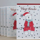 Thank You Christmas Card Mini Pack