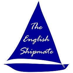 The English Shipmate Logo designed by Victoria Harwood