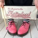 'Knitterhood' Knitting Needle Bag