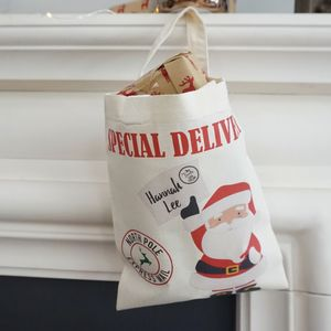Santa Letter Mini Tote Bag