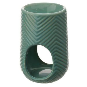 Aqua Ceramic Wax Melt Burner With Melts