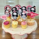 Personalised Birthday Cupcake Toppers