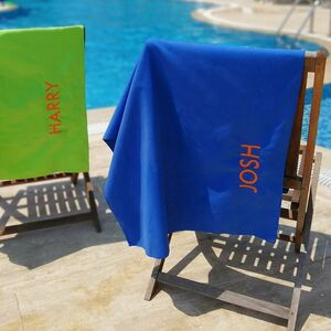 Personalised Microfibre Towels