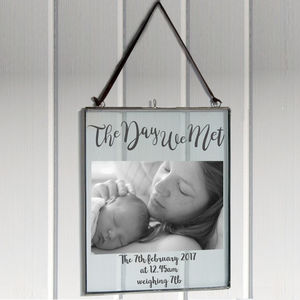 Personalised New Mum Gift - new in home