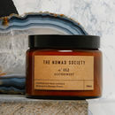 Alchemist Rosewood Scented Soy Candle