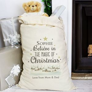 New In Christmas Sack