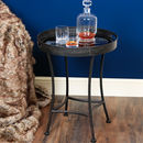 Cabernet Sauvignon French Side Table
