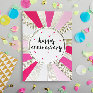 Happy Anniversary Card - whatsnew