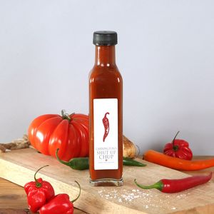 Very Hot Naga Chilli Sauce Gift - sauces & seasonings