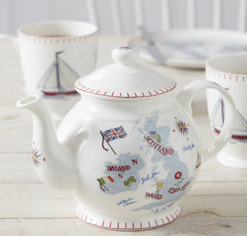 Great British Bone China Tea Pot